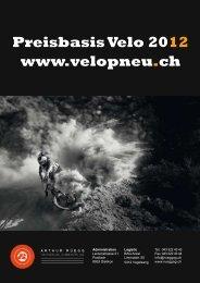 Velopneu 2012 - Arthur Rüegg Fahrzeug-Zubehör AG