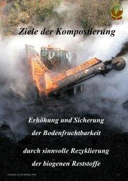 Ziele der Kompostierung Erhöhung und Sicherung ... - educompost