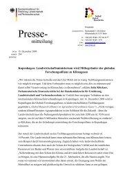 Presse- - Julia Klöckner