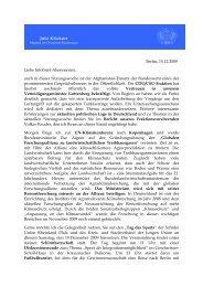 Klimaschutzkonferenz Kopenhagen (PDF, ~68KB) - Julia Klöckner