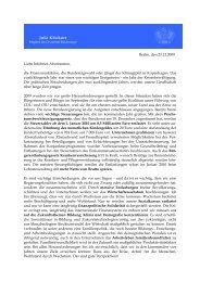 Zum Jahresende (PDF, ~66KB) - Julia Klöckner