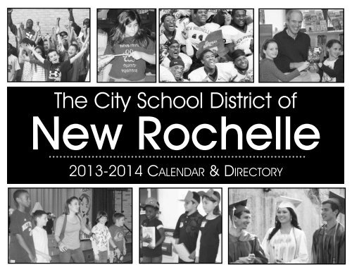here - City School District of New Rochelle