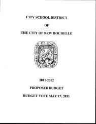 2011-2012 PROPOSED BUDGET