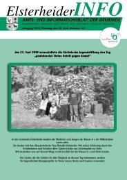 STEINMETZMEISTER 02979 NEUWIESE ... - Gemeinde Elsterheide