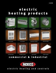 electric heating products - Building & Construction Network