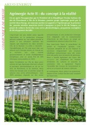 Inauguration de la première centrale solaire sur ... - Akuo Energy