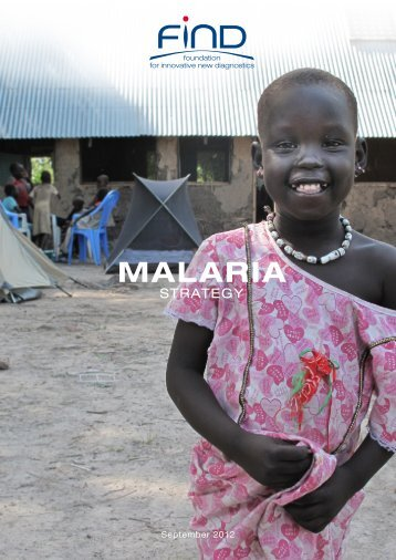 Malaria strategy - Foundation for Innovative New Diagnostics