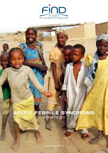 acute febrile syndrome - Foundation for Innovative New Diagnostics
