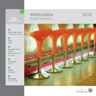Mietmobiliar und Bodenbeläge (PDF)