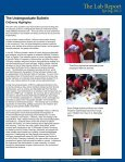 The Lab Report Spring 2012 - Chemistry - Emory University - Page 5