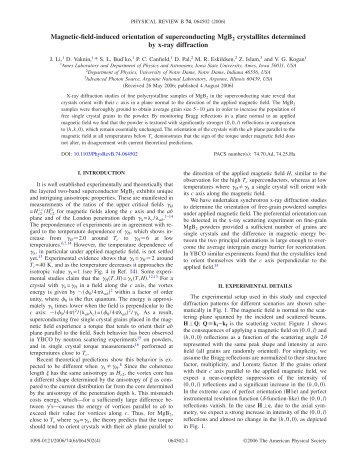 Magnetic-field-induced orientation of superconducting MgB2 ...