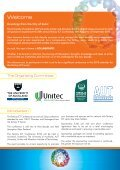 Sponsorship Prospectus - Tertiary IT Conference - Page 2