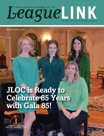 JLOC is Ready to Celebrate 85 Years with Gala 85! - Junior League ...