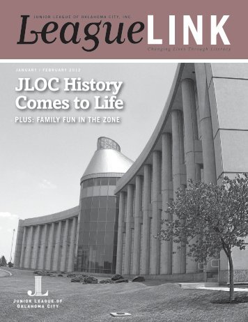 JLOC History Comes to Life - Junior League of Oklahoma City