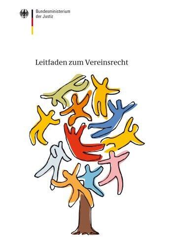 Leitfaden zum Vereinsrecht - Landessportbund Bremen e.V.