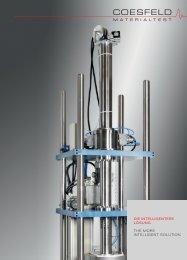 Broschüre herunterladen - Coesfeld GmbH & Co. KG