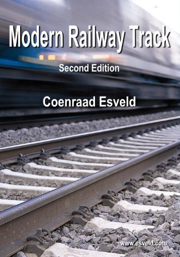 Modern Railway Track - Esveld Consulting Services