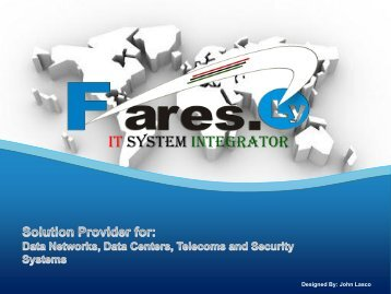 certification - Fares.ly