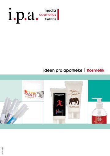 Grüner - 2015 - ideen pro apotheke   Kosmetik