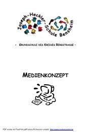 MEDIENKONZEPT - Joseph-Heckler-Schule