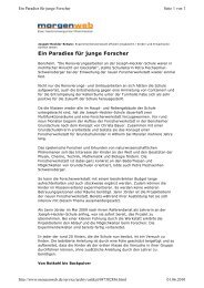 Artikel im Bergsträßer Anzeiger (pdf) - Joseph-Heckler-Schule