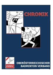 OÖBV Chronik