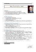Die Referenten - Gesellschaft für Versicherungsfachwissen - Seite 6