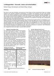 Lichtbogenlöten - Innovativ, sicher und wirtschaftlich
