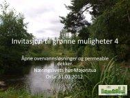 Invitasjon - NHO