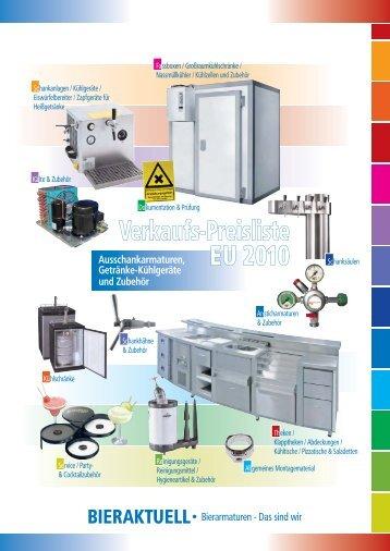 Kühlschränke - Eis-Pickel GmbH