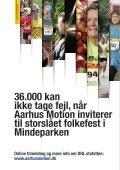 KOM SAMMEN . KOM VED . KOM I MÃ¥L . K OM OG ... - Aarhus Motion - Page 4