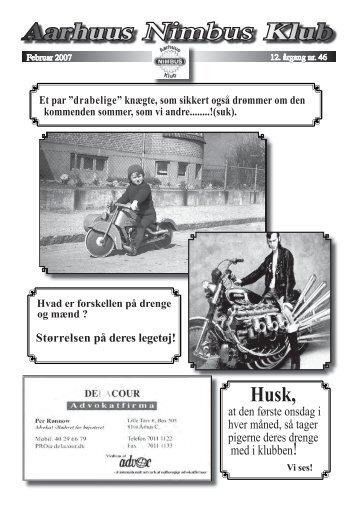 Blad 46.10.indd - Aarhuus Nimbus Klub