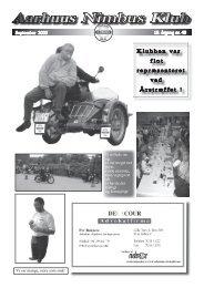 Blad 40.indd - Aarhuus Nimbus Klub