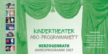 KINDERTHEATER - Aachener Kinder