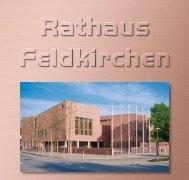 Das Feldkirchner Rathaus - Neubert Verlag