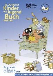 Programm - Aachener Kinder