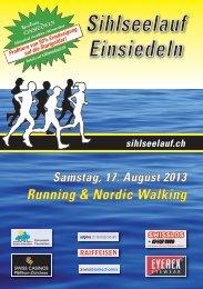 Running & Nordic Walking - Sihlseelauf