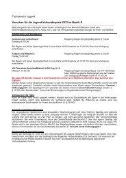 Informationen in der Übersicht - WTB