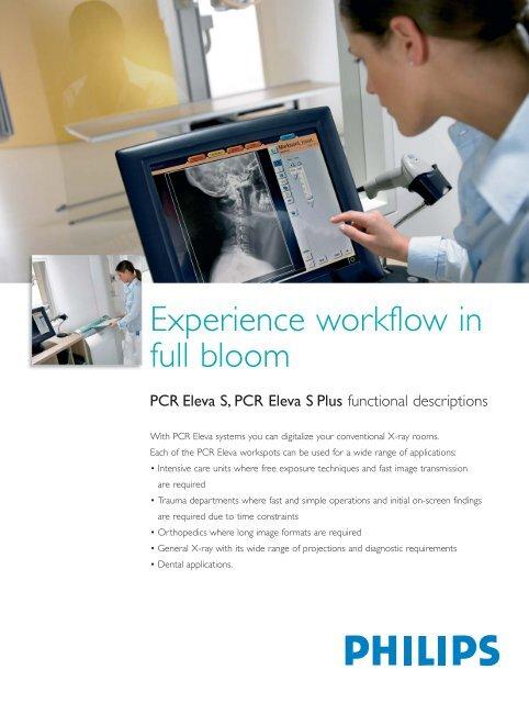 Philips PCR Eleva S Plus - Fas Radiologie