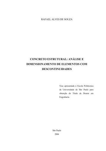 concreto estrutural: análise e dimensionamento de elementos ... - LMC