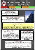 Sagenhafte Grindelwald Wochen 2013 August - Hotel Belvedere ... - Seite 5