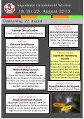 Sagenhafte Grindelwald Wochen 2013 August - Hotel Belvedere ... - Seite 7