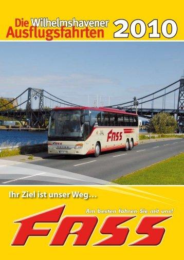 Leinen los zur Sail Bremerhaven 25.8. - Fass Reisen