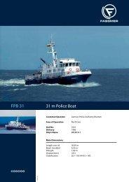 FPB 31 - Fr. Fassmer GmbH & Co. KG