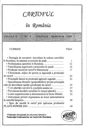 cartoful in RO vol6nr4.pdf - Institutul National de Cercetare ...