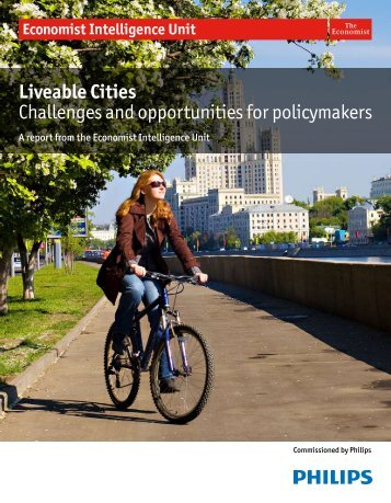 Liveable Cities Challenges and opportunities for ... - European Voice