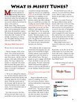 Misfit Tunes The Magazine September 2014 - Page 5