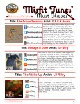 Misfit Tunes The Magazine November 2014 - Page 3