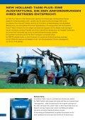 NEW HOLLAND T6000 PLUS - Agrartechnik Altenberge - Seite 2
