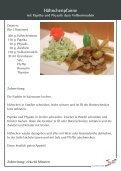 Hähnchenpfanne mit Paprika und Physalis dazu Vollkornnudeln - Seite 2